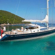 Trouble leaves yacht with sinking feel